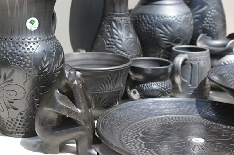 Ceramica neagra Marginea Suceava