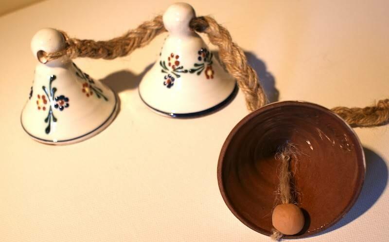 Clopotei din ceramica - Baia Mare