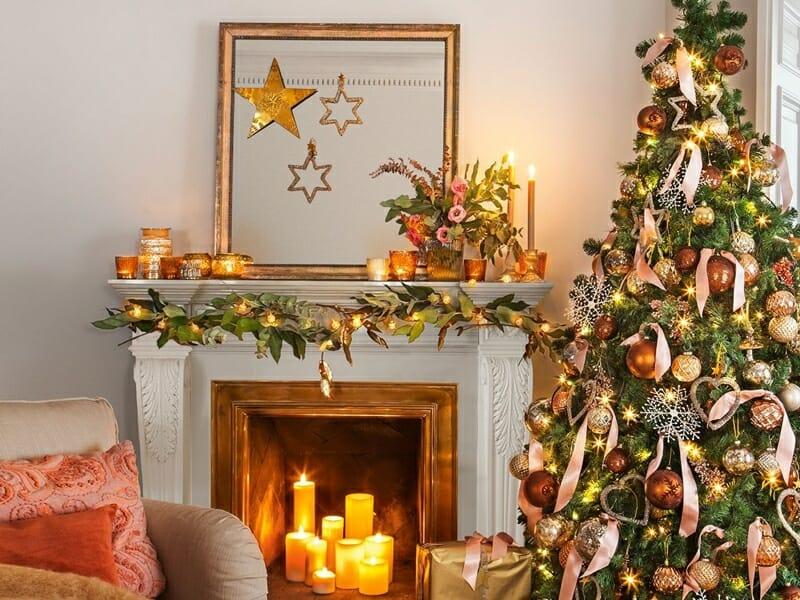 decorare locuinţă de sărbători