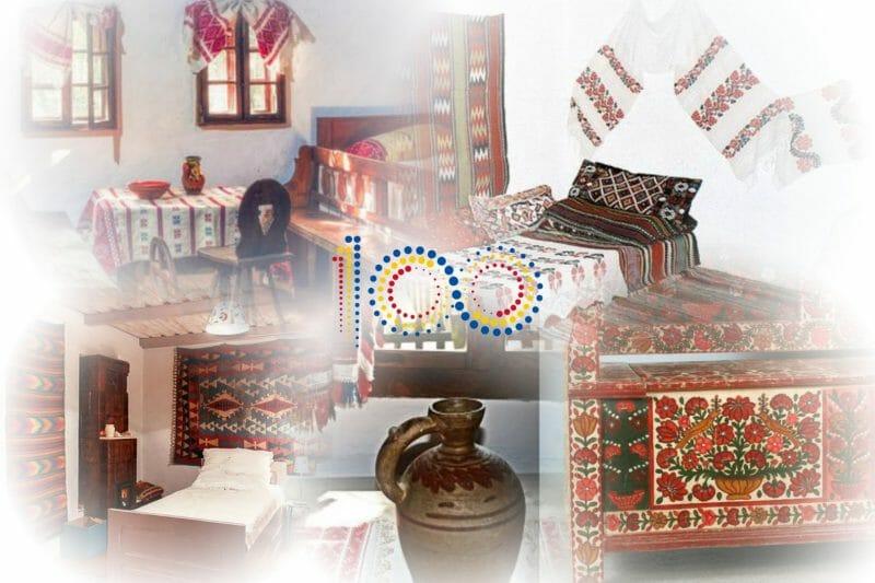 Desing tradițional românesc în amenajările interioare