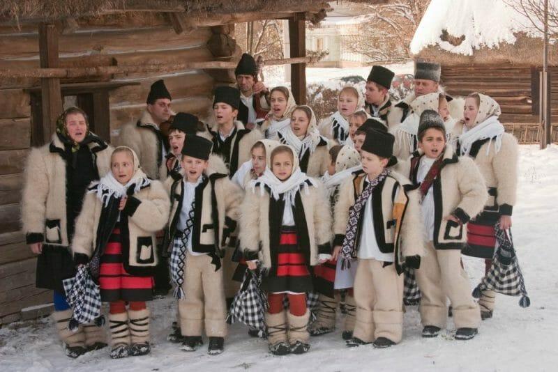 Tradiții și obiceiuri de Crăciun în România
