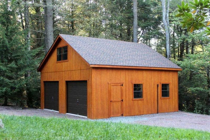acoperis garaj