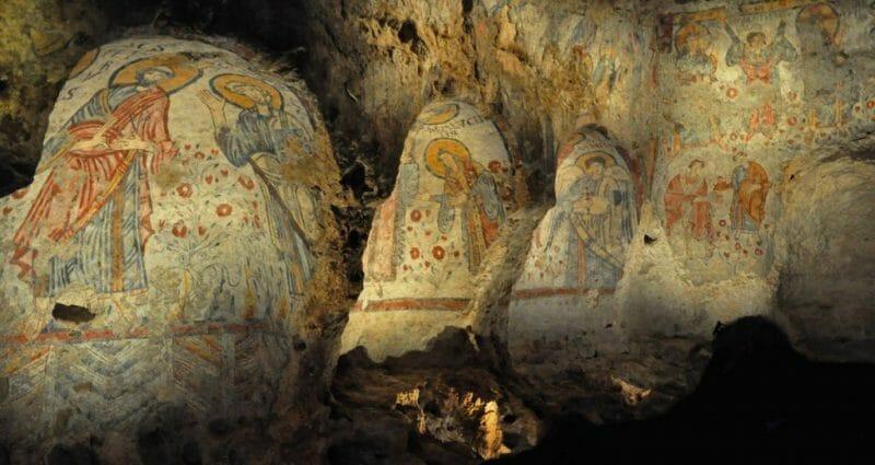 Cripta Păcatului Original Matera