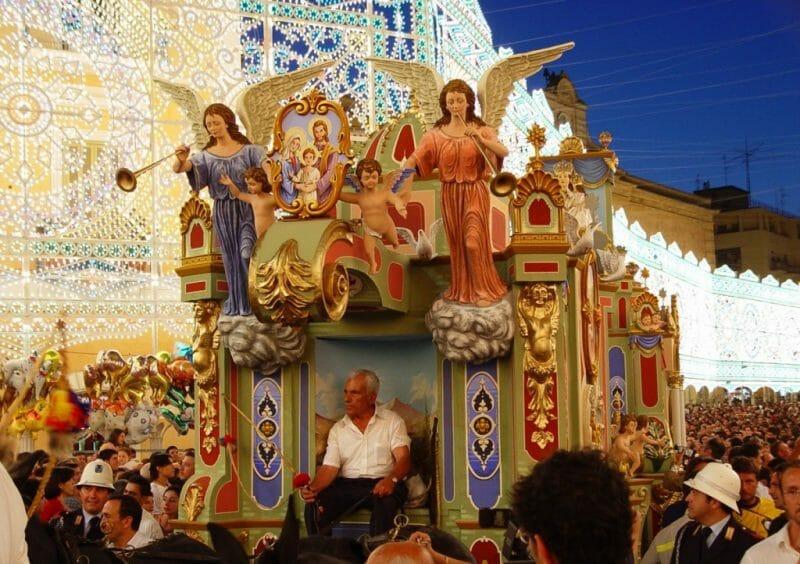 Festa della Bruna Matera