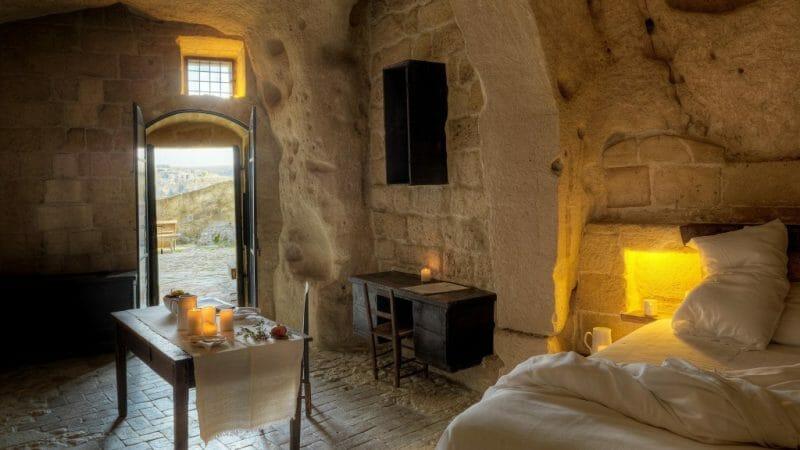 Le Grotte della Civita Matera