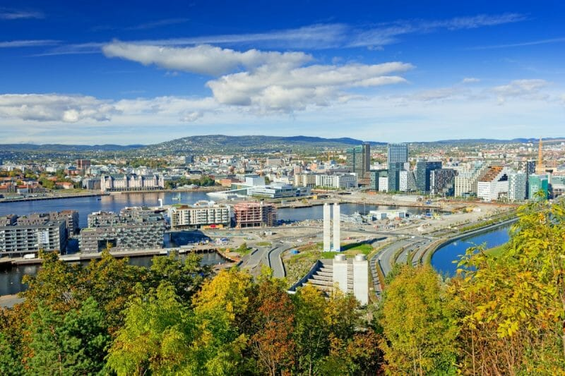 Oslo European Green Capital 2019