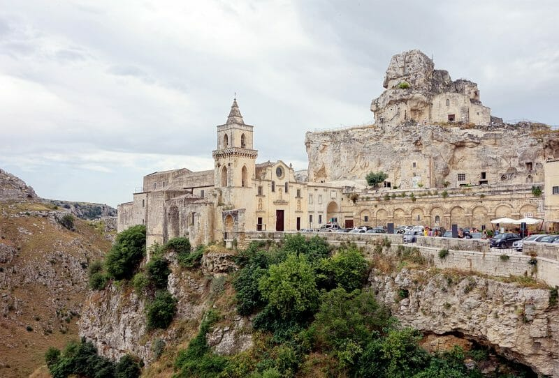 San Pietro Caveoso Matera