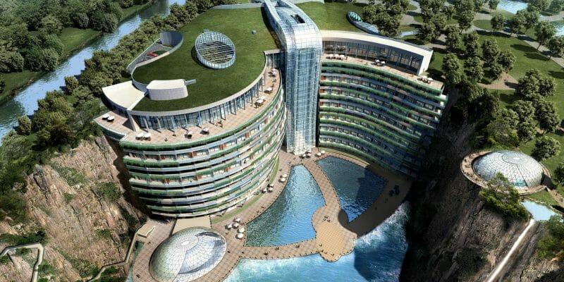 Shimao Wonderland Intercontinental 01