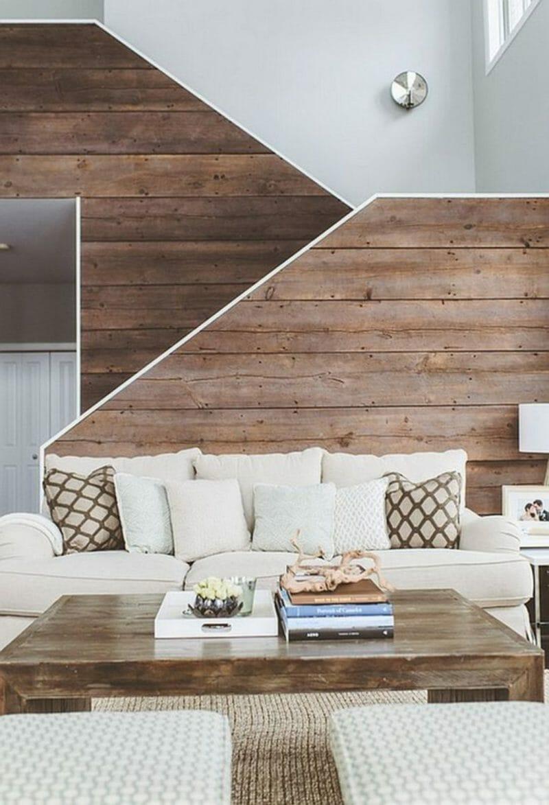 maro lemn in designul interior