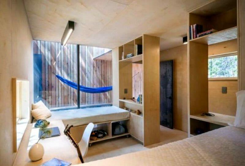 spatii de stocare in apartamente mici