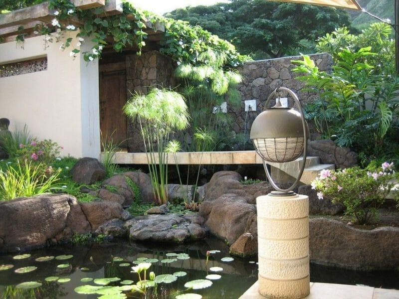 grădina japoneză