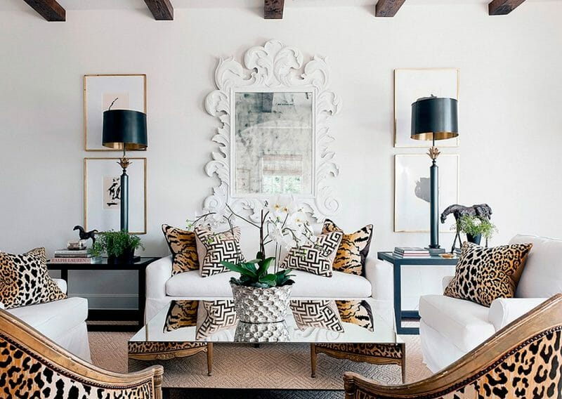 decor animal print