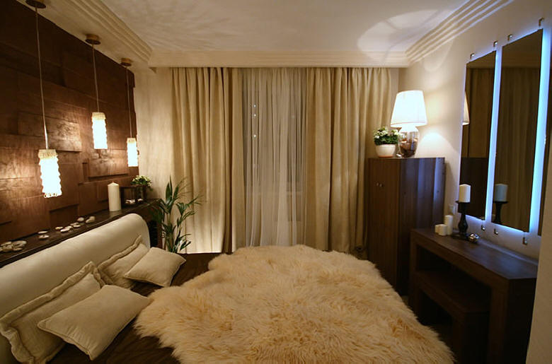 proportiile mobilierului in dormitor