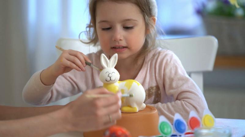 activitati pentru copii de paste