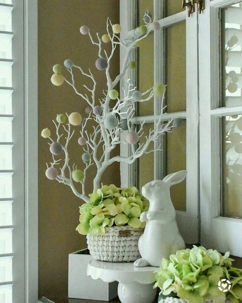 decorați casa de paște 2