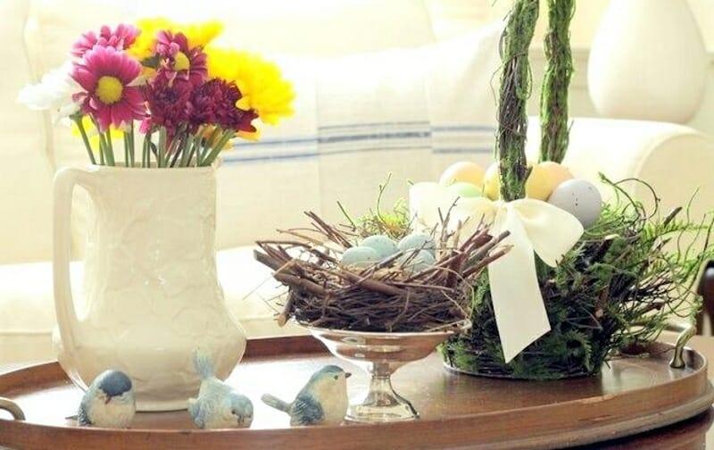 decoraţi casa de Paşte