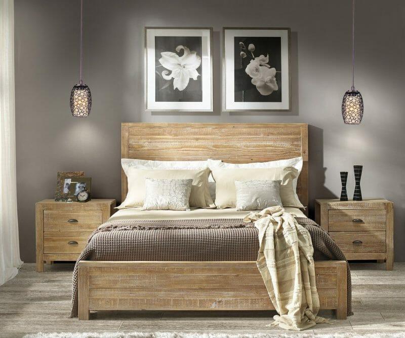 dormitor romantic feng shui