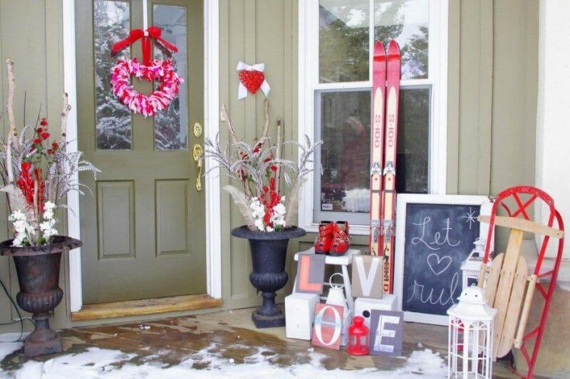 februarie veranda