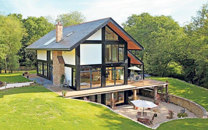casă durabilă