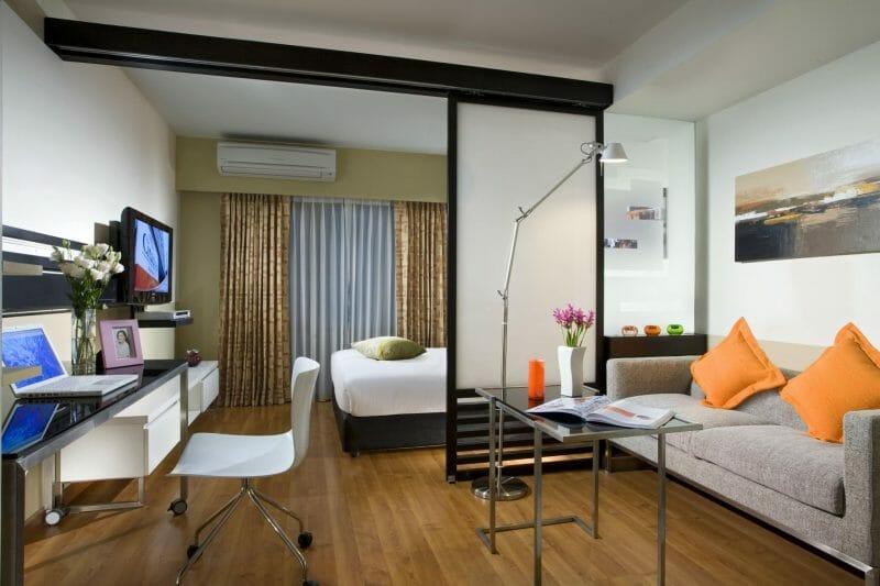 living dormitor 2 in 1