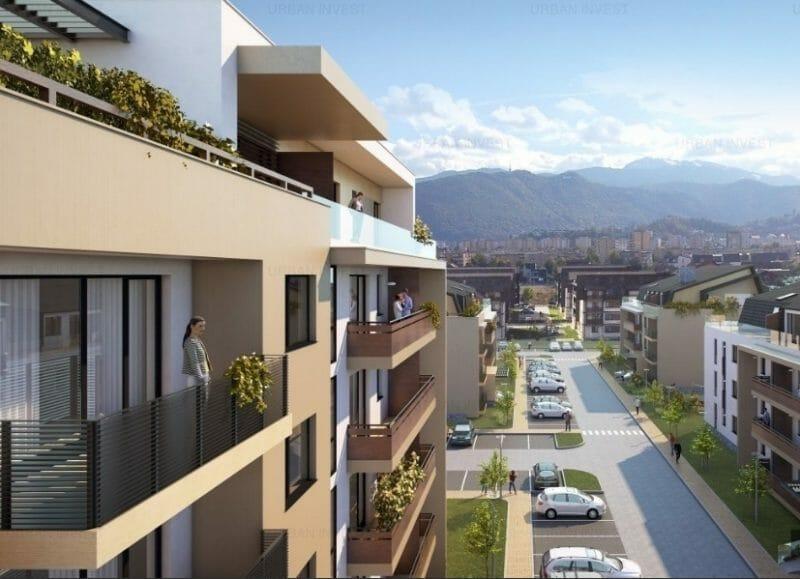 Complex Segovia Garden Apartments